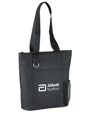 The Infinity Business Tote - Custom OB and Abbott Logo