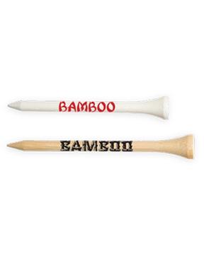 "2 3/4"" Pride Bamboo Golf Tees"