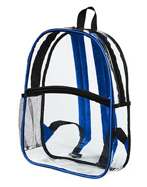 BAGedge Clear PVC Backpack