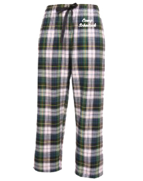 Flannel Pants - Adult
