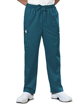 Cherokee Workwear Core Stretch Men's Drawstring Cargo Pant