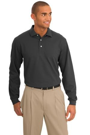Port Authority ®  Tall Rapid Dry™ Long Sleeve Polo