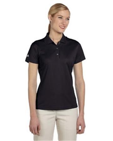 adidas Golf Ladies' ClimaLite® Basic Short-Sleeve Polo