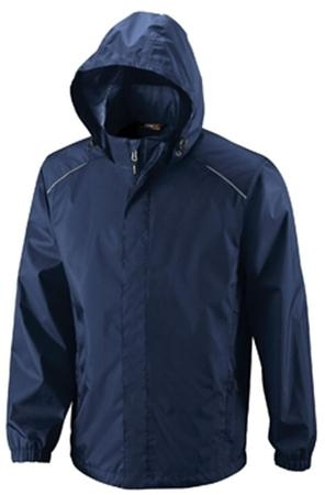 CLIMATE CORE365TM MEN'S SEAM-SEALED LIGHTWEIGHT VARIEGATED RIPSTOP JACKET