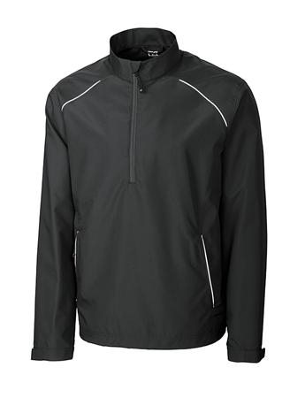 Cutter & Buck -  Big & Tall CB WeatherTec™ Beacon Half Zip Jacket