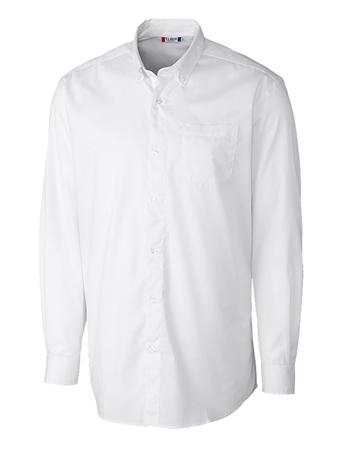 Clique Men's L/S Avesta Stain Resistant Twill