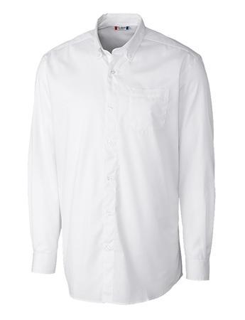 Clique Men's L/S Avesta Stain Resistant Twill