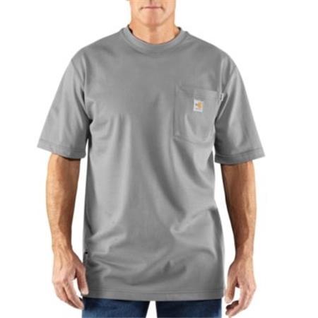 MEN'S FLAME-RESISTANT FORCE™ COTTON SHORT-SLEEVE T-SHIRT