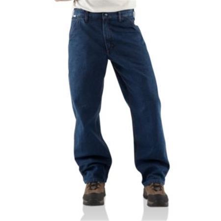 Men's Flame-Resistant Denim Dungaree