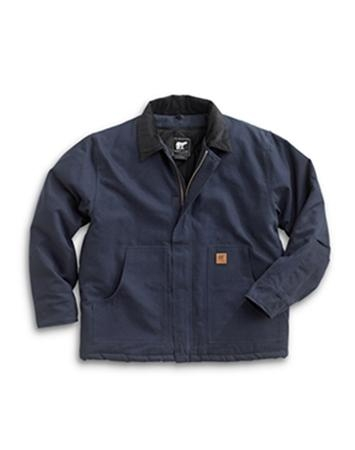 Quilted Lined Chore Coat