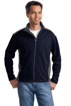 Port Authority® Two-Tone Soft Shell Jacket