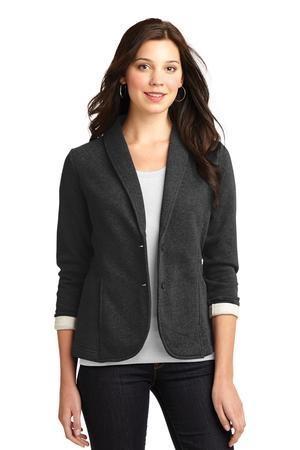 Port Authority® Ladies Fleece Blazer
