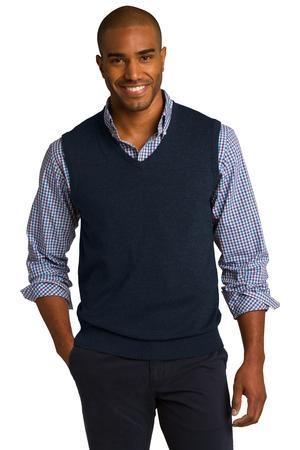 Port Authority® Sweater Vest