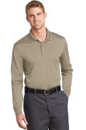 CornerStone® Select Snag-Proof Long Sleeve Polo