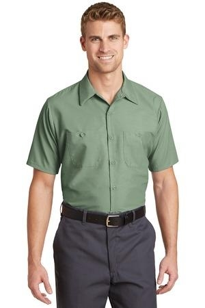 Red Kap® - Short Sleeve Industrial Work Shirt