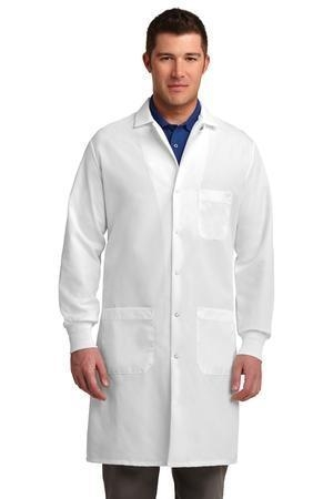 Red Kap® Specialized Cuffed Lab Coat