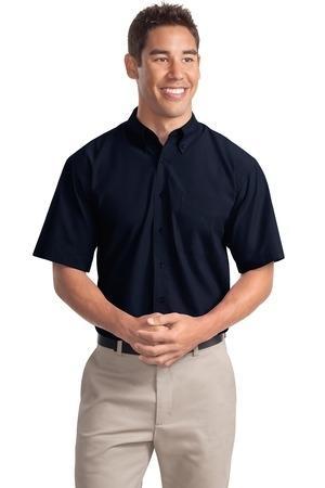 Port Authority® Short Sleeve Easy Care, Soil Resistant Shirt