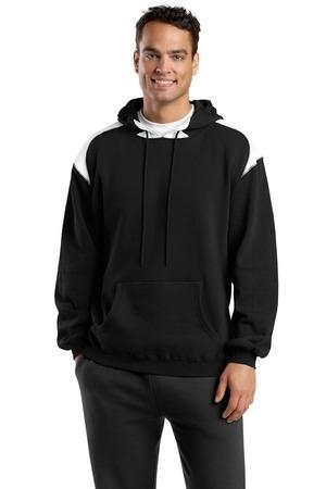 Sport-Tek® Pullover Hooded Sweatshirt with Contrast Color