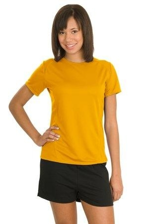 Sport-Tek® Ladies Dry Zone® Raglan Accent T-Shirt