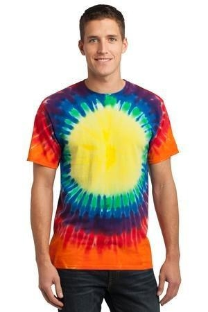Port & Company® -Essential Window Tie-Dye Tee