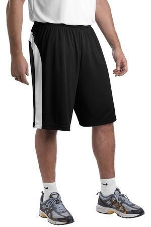 Sport-Tek® Dry Zone® Colorblock Short