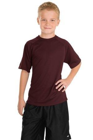 Sport-Tek® Youth Dry Zone® Raglan T-Shirt