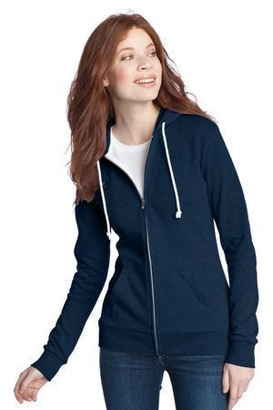 District® - Juniors Core Fleece Full-Zip Hoodie