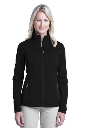 Port Authority® - Ladies Pique Fleece Jacket