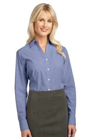 Port Authority ® - Ladies Plaid Pattern Easy Care Shirt