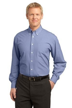 Port Authority ®  - Plaid Pattern Easy Care Shirt
