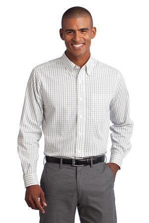 Port Authority® - Tattersall Easy Care Shirt