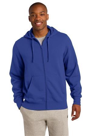 Sport-Tek® Full-Zip Hooded Sweatshirt