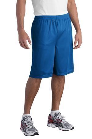 Sport-Tek® Long PosiCharge™ Classic Mesh Short