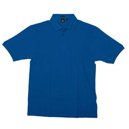 Easy Care Polo 5.5oz cotton/poly