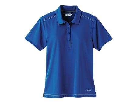 DUNLAY Short sleeve polo (W)