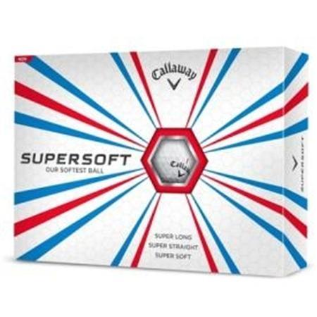 Golf Balls: Callaway Super Soft