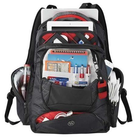 elleven™ Vapor Checkpoint-Friendly Compu-Backpack