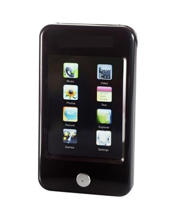 Touchscreen MP4 1GB