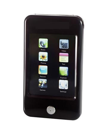 Touchscreen MP4 1GB