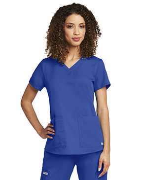 Barco Grey's Anatomy™ Classic Women's V-Neck Top
