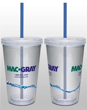 Double Walled Tumbler