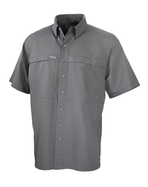 Microfiber Short Sleeve Shirt