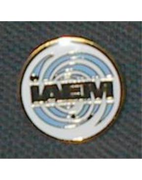 Pin - IAEM Logo