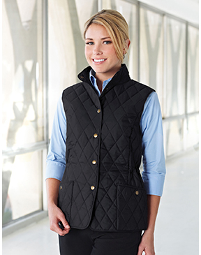 Bailey - Quilted Vest