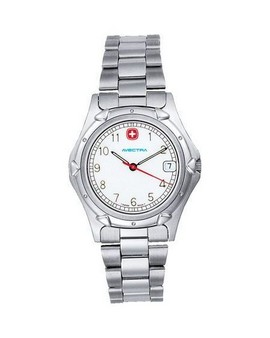 Wenger® Mens Stand Issue Bracelet Watch