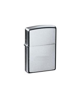 Zippo® Windproof Lighter Satin Chrome