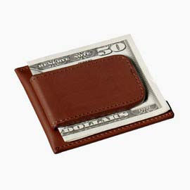 Cutter & Buck® Money Clip Card Case