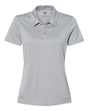 Adidas - Women's Heathered Sport Shirt