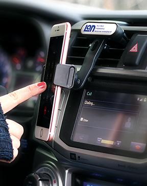 Auto Smart Phone Holder
