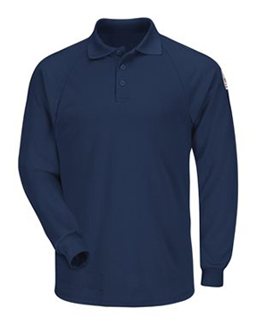 Bulwark - Classic Long Sleeve Polo - CoolTouch®2